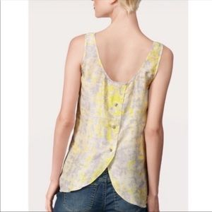 CABI Back Button up tank.